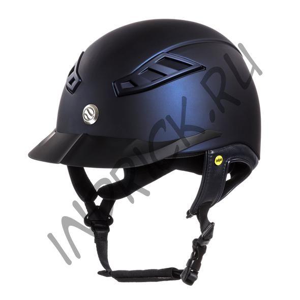 Шлем для верховой езды EQ3 Lynx Синий Топ