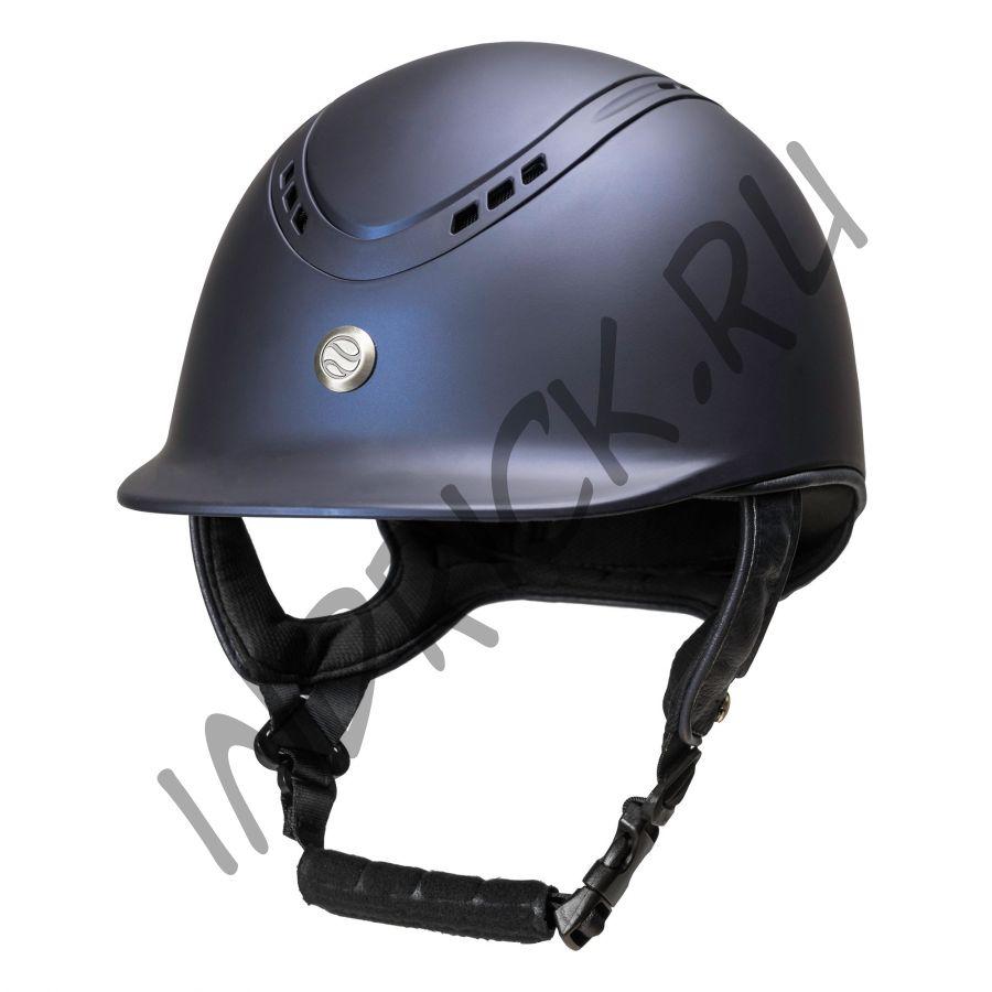 Шлем для верховой езды EQ3 Pardus Синий Топ