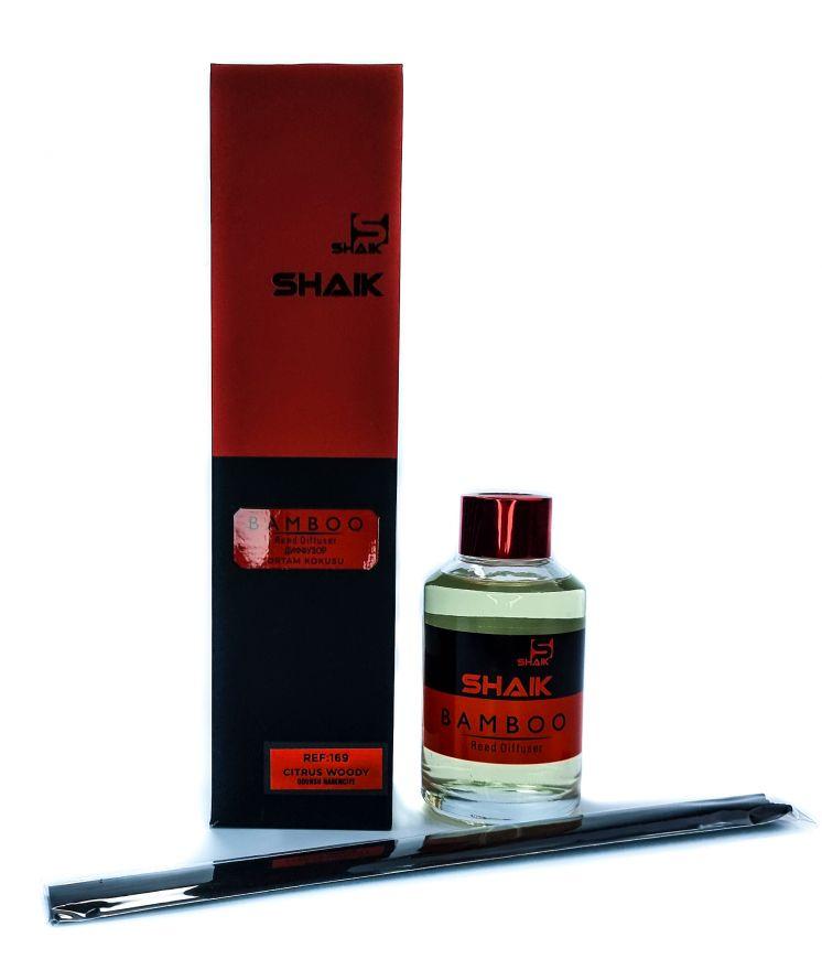 Аромадиффузор Shaik 169 Bamboo - Byredo Bal D'Afrique