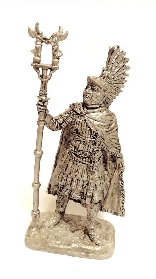 Фигурка Караузий. Британия, 286-293 г олово
