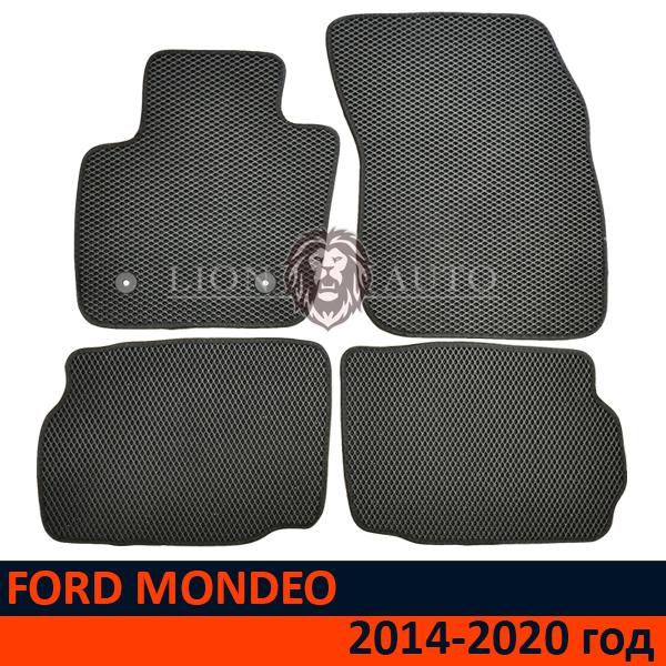 EVA коврики на FORD MONDEO (2014-2020г)