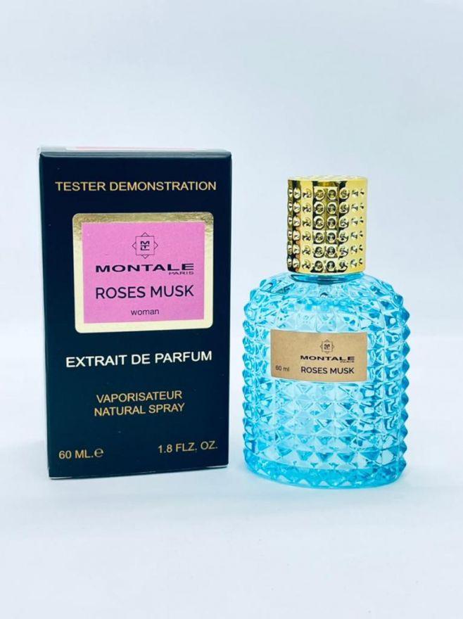 VIP TESTER Montale Roses Musk 60ML