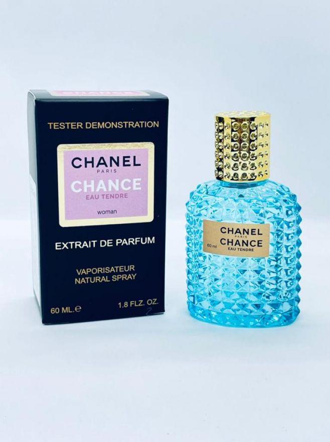 VIP TESTER Chanel Chance Eau Tendre 60ML
