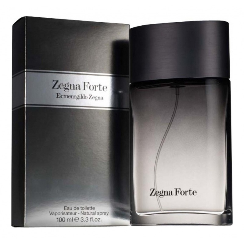 Туалетная вода Ermenegildo Zegna Forte 100 ml