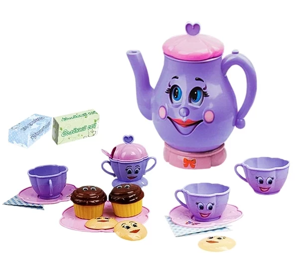 Игровой набор Кулинария Чайный сервиз
