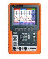 ПрофКиП С8-126 Осциллограф-мультиметр портативный (2 Канала, 0 МГц … 60 МГц) фото