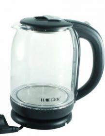 Чайник электрический, стекло с подсветкой