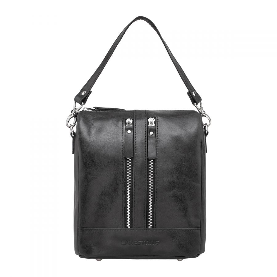 Женская сумка-рюкзак LAKESTONE Linnel Black