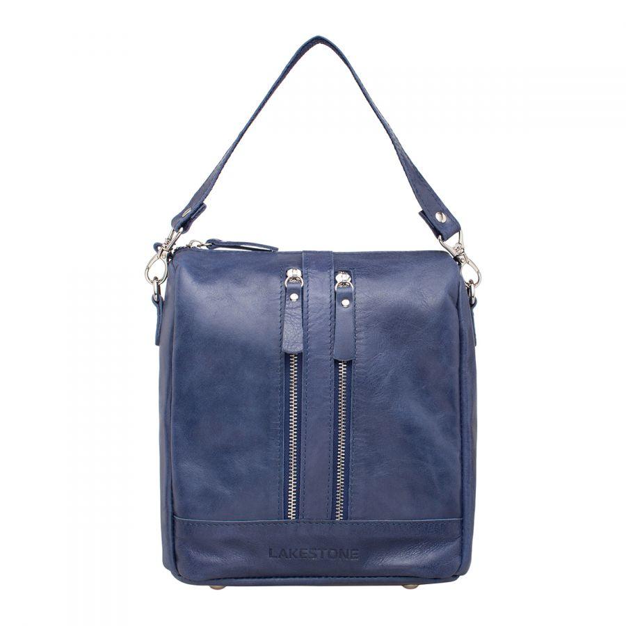 Женская сумка-рюкзак LAKESTONE Linnel Dark Blue