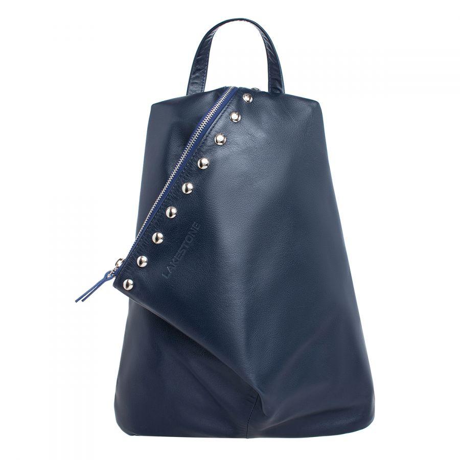 Женский рюкзак LAKESTONE Florence Dark Blue