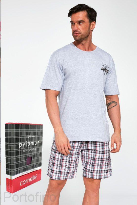 326-103 Пижама мужская хлопковая Cornette