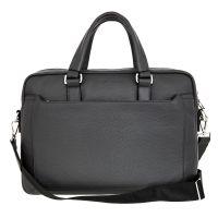 Деловая сумка Sergio Belotti 7025 Napoli grey-brown