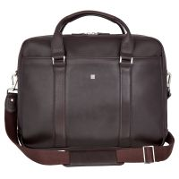Деловая сумка Sergio Belotti 6035 VT Genoa dark brown