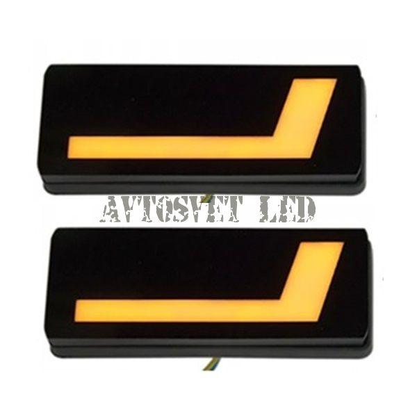Светодиодные поворотники на Ниву P-N-10