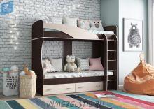 Кровать 2хярусная Мийа А