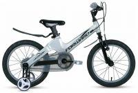 """Детский велосипед FORWARD Cosmo 16 2.0 (16"""" 1 ск.) Серый (1BKW1K7C1011)"""
