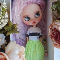 Кукла Блайз кастом Blythe custom купить