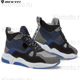 Мотоботинки Revit Astro, Черно-синие