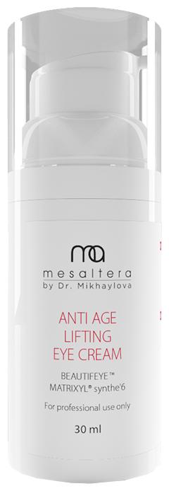 Anti Age Lifting Eye cream Анти эйдж крем для глаз с лифтинг эффектом MESALTERA by Dr. Mikhaylova (Мезалтера) 30 мл