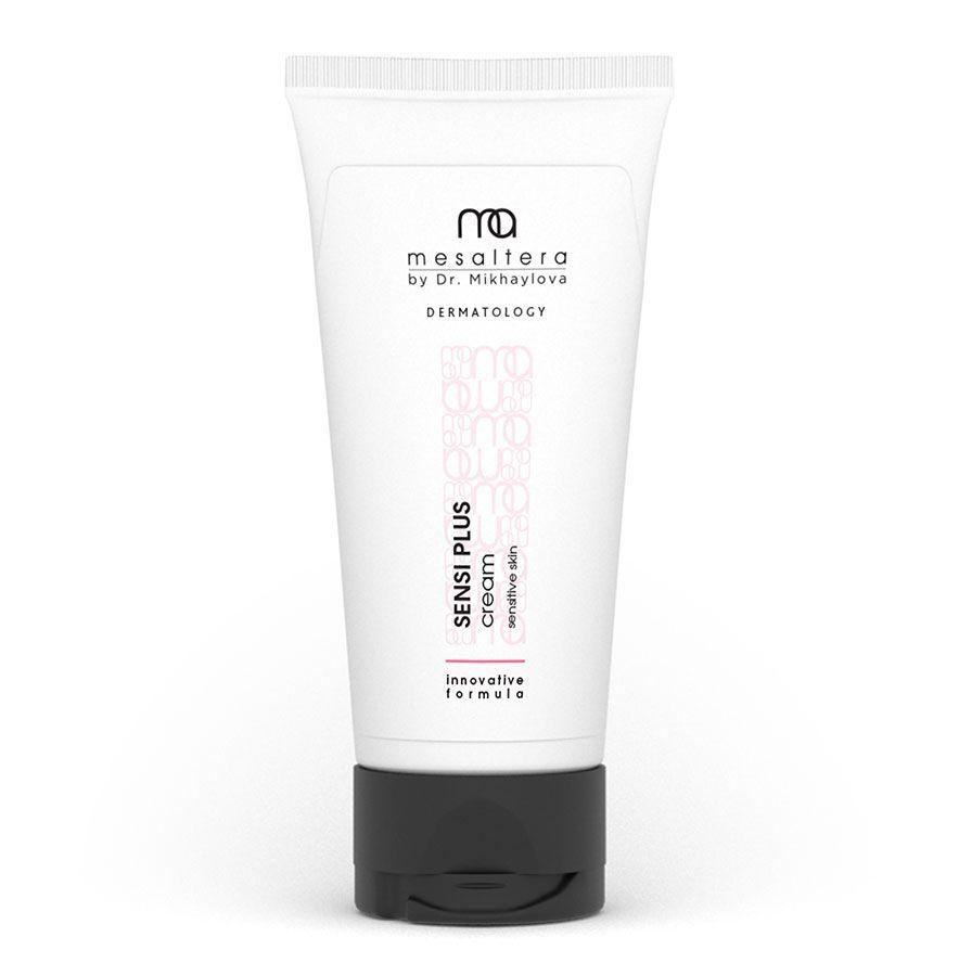 SENSI PLUS CREAM Успокаивающий крем для чувствительной и раздраженной кожи  MESALTERA by Dr. Mikhaylova (Мезалтера) 50 мл