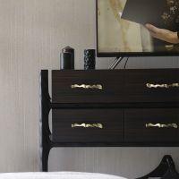 Мебельная ручка PullCast Nouveau EA1013 дизайн 9