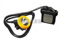 ПрофКиП СГГ-5М Шахтерский касочный фонарь с аккумулятором фото