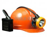 ПрофКиП СГГ-5М Шахтерский касочный фонарь с аккумулятором