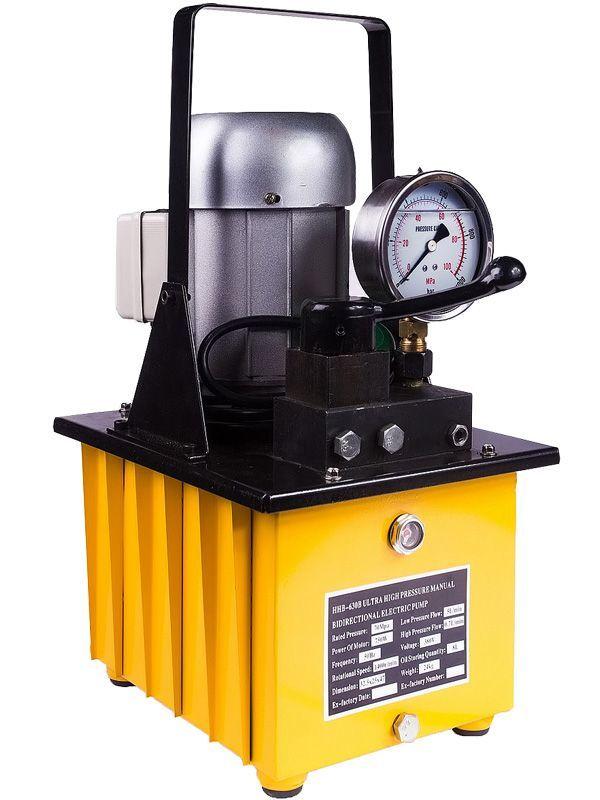 Насос электрогидравлический TOR HHB-630B (220V/0,75KW)