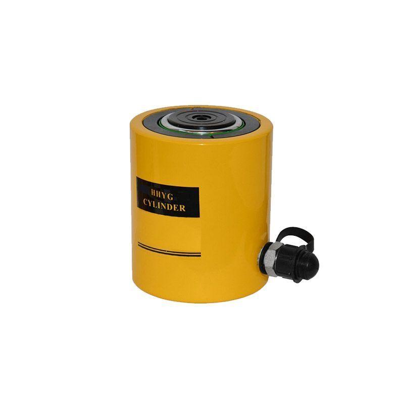Домкрат гидравлический низкий TOR HHYG-101 (ДН10М50),  10т