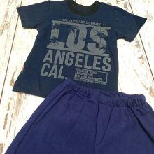 Костюм Los Angeles синий 02240-10