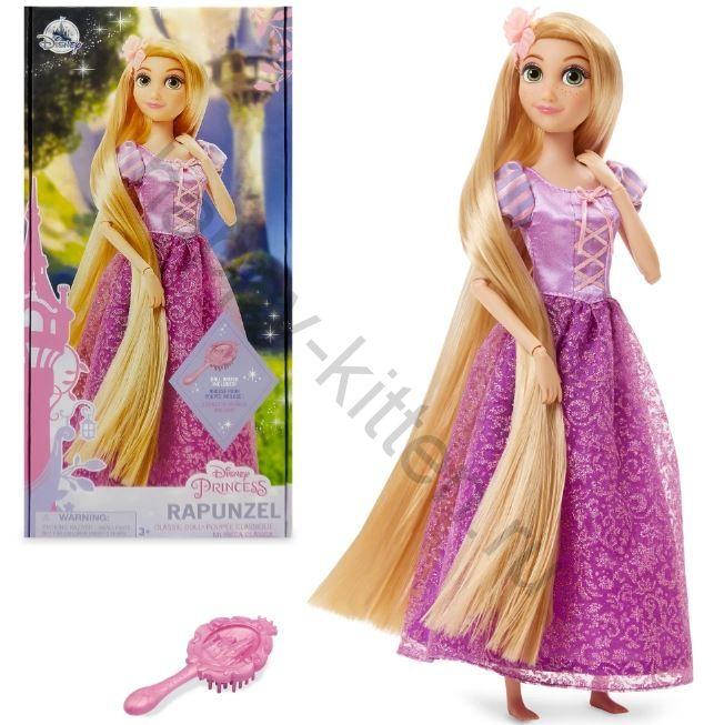 Игрушка кукла Рапунцель Disney