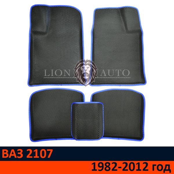 EVA коврики 3D на ВАЗ 2107 (1982-2012г)