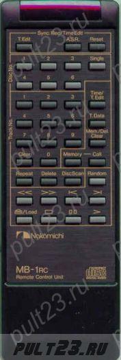 NAKAMICHI MB-1RC, MB-1