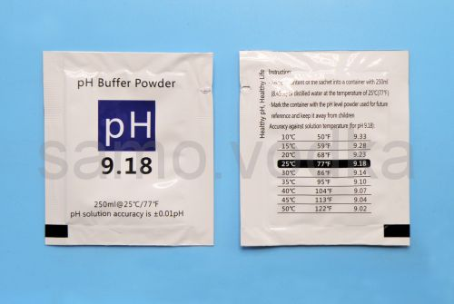 Набор для калибровки PH-метра 9.18