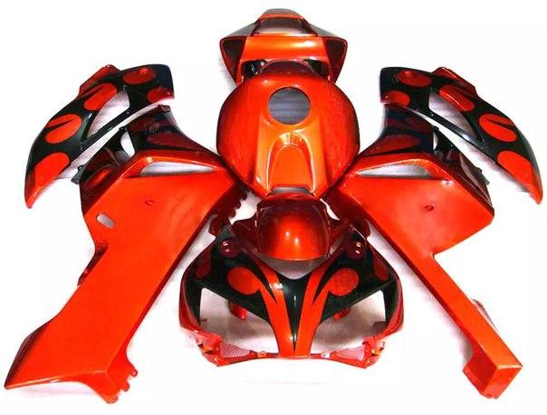 HONDA CBR1000RR 2004-2005 Комплект пластика