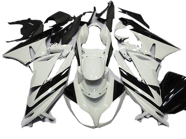 KAWASAKI ZX-6R 2009-2012 Комплект пластика