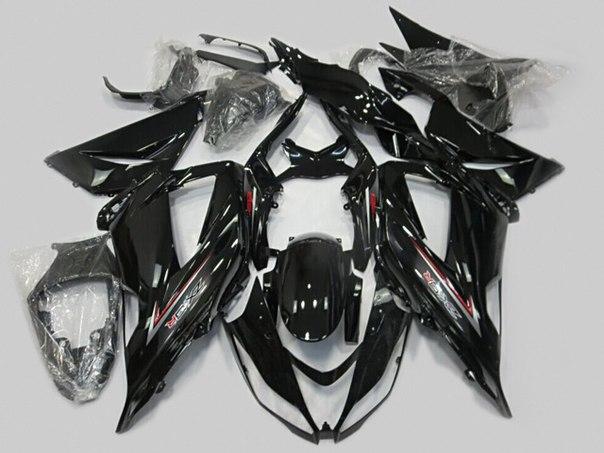 KAWASAKI ZX-6R 2013-2017 Комплект пластика