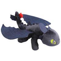 Мягкая игрушка Дракон Беззубик 45 см