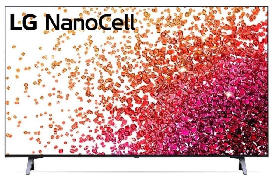 Телевизор NanoCell LG 43NANO756PA