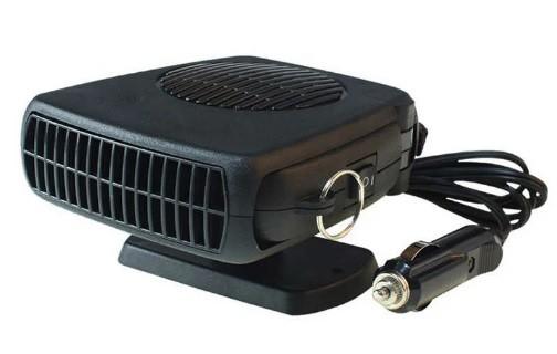 Автомобильный обогреватель для стекол от прикуривателя 12V (606350)