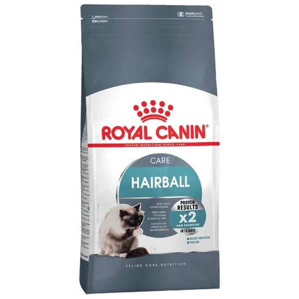 Сухой корм для кошек Royal Canin Hairball Care для вывода шерсти 10 кг