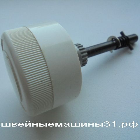 Ручка выбора вида стежка  JAGUAR 316 DX и др. ЦЕНА 400 РУБ.