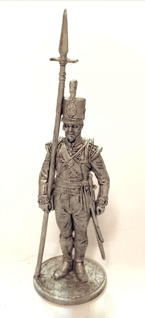 Фигурка Сержант роты 4-го Собст.плк.Короля. Великобритания,1802-06 гг.