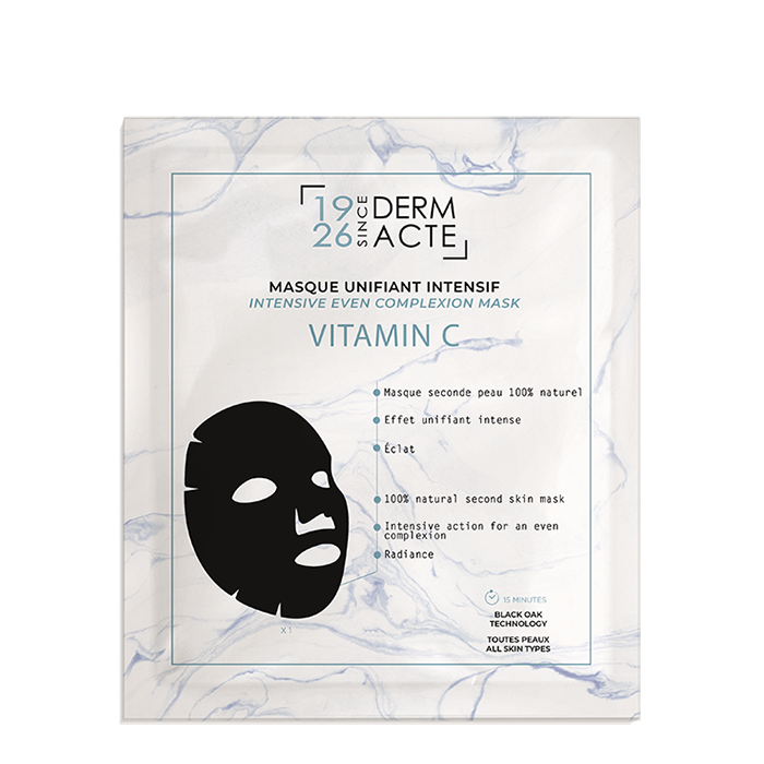 Восстанавливающая маска с витамин С Academie (Академия) 20 мл