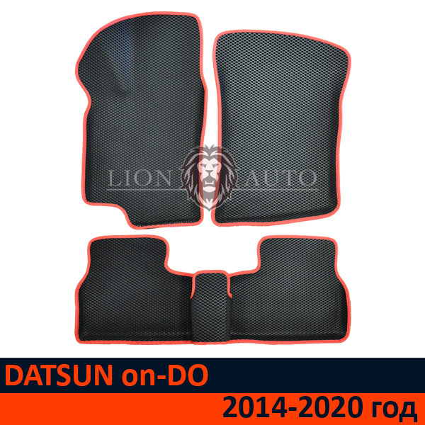 EVA коврики 3D на DATSUN on-DO (2014-2020г)