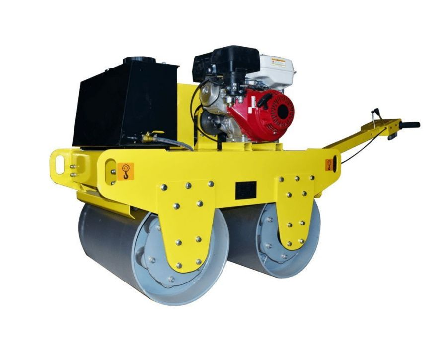 Виброкаток ручной двухвальцовый TOR R500B  дизельный