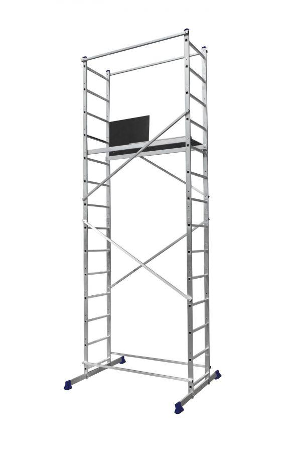 Вышка-тура алюминиевая TOR Техно-5 высота  5 м