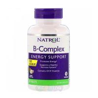 Natrol B-Complex Комплекс витаминов группы В, 90 табл.