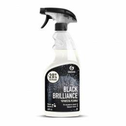 Полироль для шин Grass Black Brilliance 500мл цена, купить в Челябинске/Автохимия и автокосметика