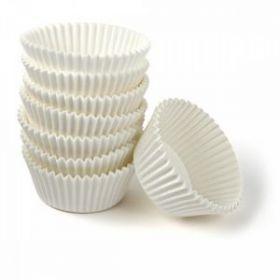 Тарталетка белая 3 х 1,5 см набор 27-29 шт